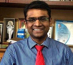Dr SHailesh Umate