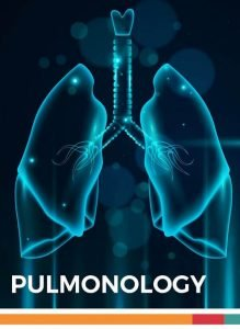 Pulmonology illustration