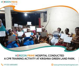 Horizon Prime Hospital (CPR activity)