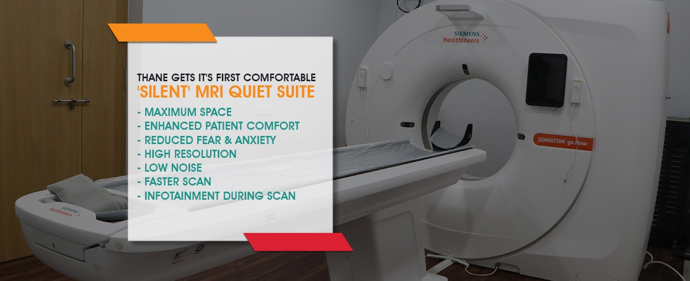 Ct scan center in Thane